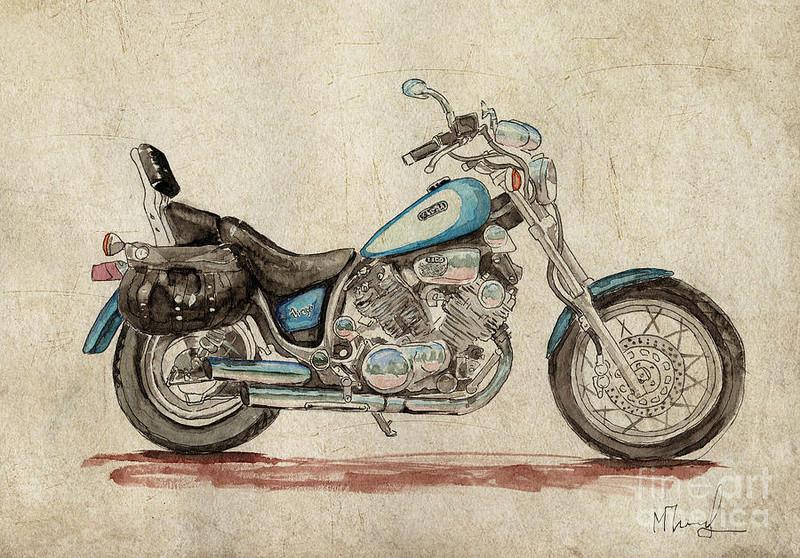 Basé sur l'ordre alphabétique, des noms de voitures, camions, dragsters, vélos, motos, tracteurs, bref tout ce qui roule !... - Page 32 Yamaha10