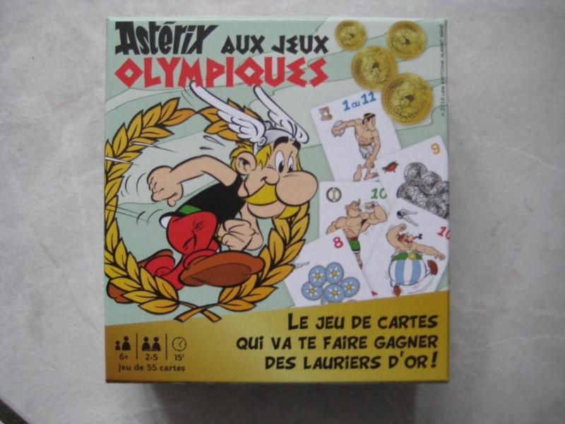 """Collection de cartes """"Astérix aux Jeux Olympiques""""  et balles magiques (cora et match) - Page 3 Img_4510"""