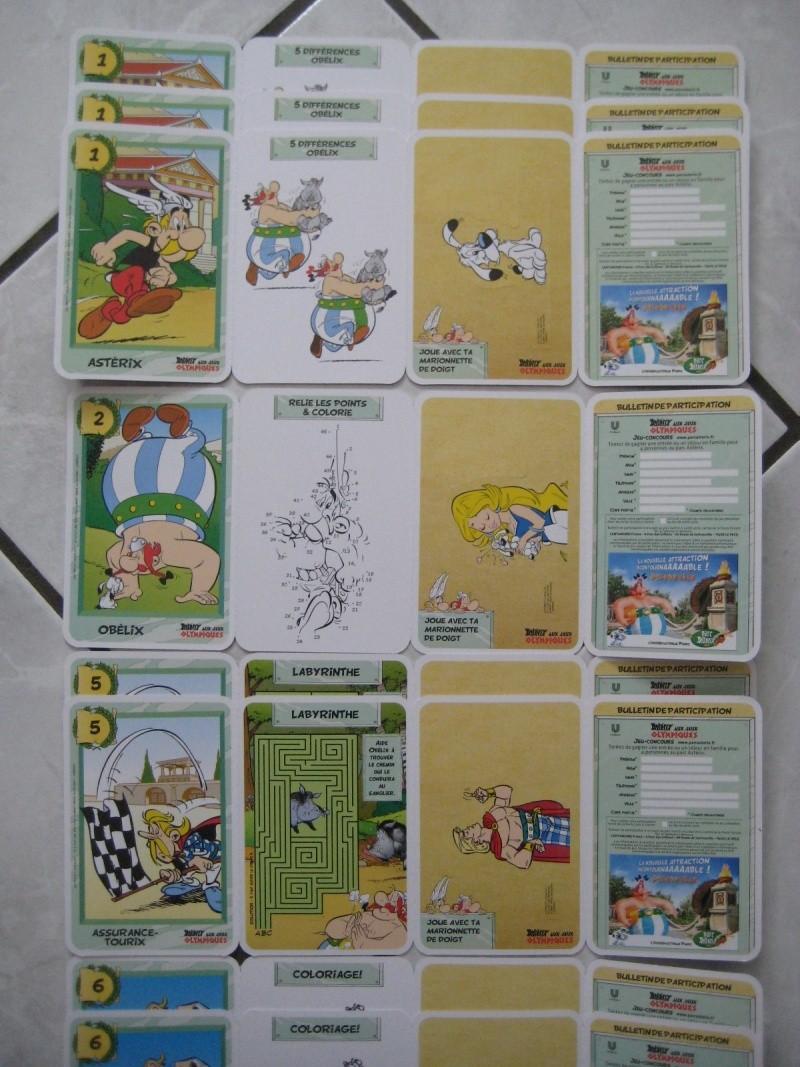"""Collection de cartes """"Astérix aux Jeux Olympiques""""  et balles magiques (cora et match) - Page 3 Img_4516"""