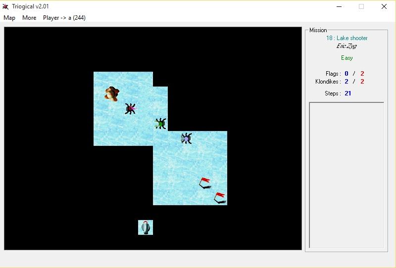 Map#18 : Lake shooter par Eric Zyg Sans_t10