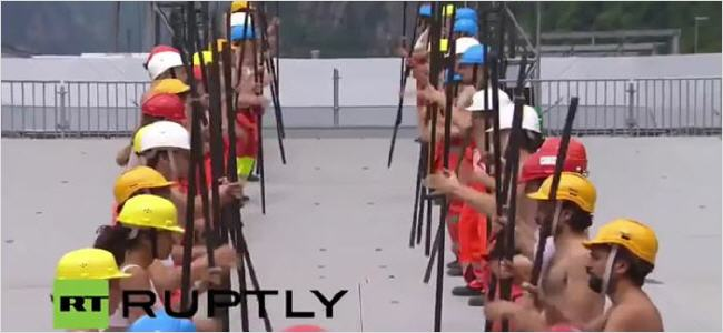 Inauguration du Tunnel de Gothard : une cérémonie satanique ! Gothar18