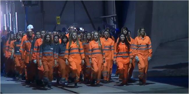 Inauguration du Tunnel de Gothard : une cérémonie satanique ! Gothar26