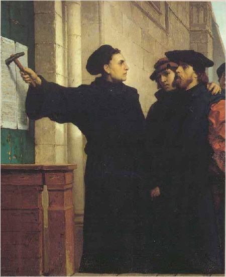 La Justification, Luther et le Synode sur la Famille ! Luther10