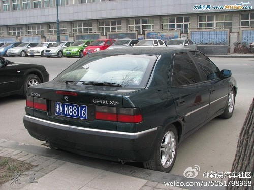 "[CHINE] Fengshen Citroën ""XM"" Xantia & XM 005wyn11"
