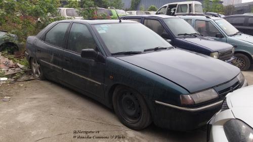 "[CHINE] Fengshen Citroën ""XM"" Xantia & XM Fengsh12"