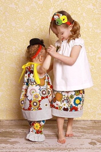 ملابس اطفال للجنسين 2013 ! 1011
