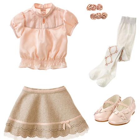 أزياء جميلة لطفلتك 12310