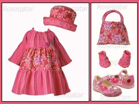 أزياء جميلة لطفلتك 210
