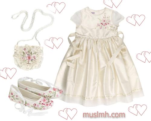 أزياء جميلة لطفلتك 233310