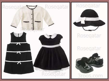 أزياء جميلة لطفلتك 4410