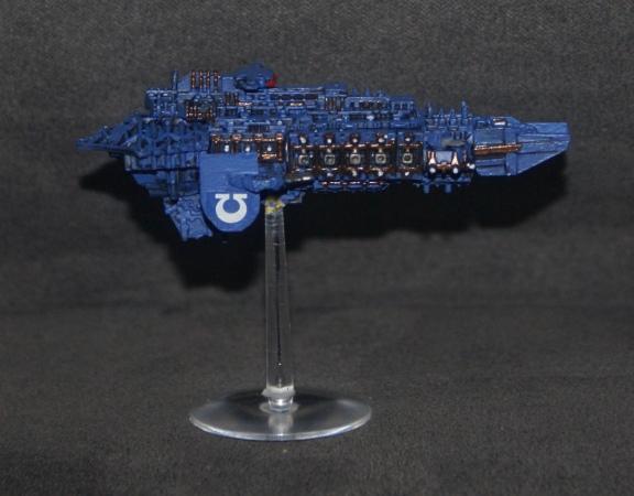 [SM-Ultramarine] Flotte pré hérésie Ultramarine (avant la trahison de Calth) Dsc04111