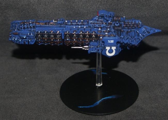 [SM-Ultramarine] Flotte pré hérésie Ultramarine (avant la trahison de Calth) Dsc04112