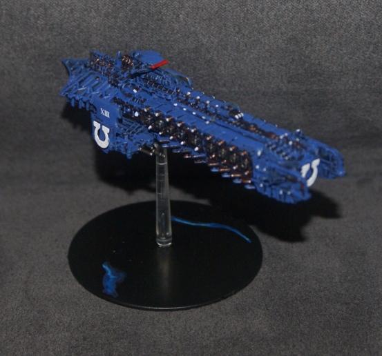 [SM-Ultramarine] Flotte pré hérésie Ultramarine (avant la trahison de Calth) Dsc04115