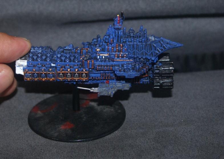 [SM-Ultramarine] Flotte pré hérésie Ultramarine (avant la trahison de Calth) Dsc04122