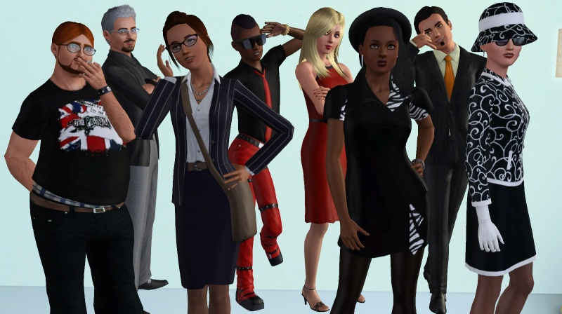 """[Terminé] Sims Histoires de Jobs """"Au bureau"""" - Page 20 Screen11"""