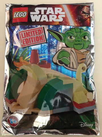 LEGO STAR WARS - 911614 - Mini Yoda's Hut 91161410