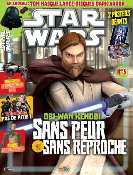 STAR WARS KIDS MAGAZINE #5 Captur12