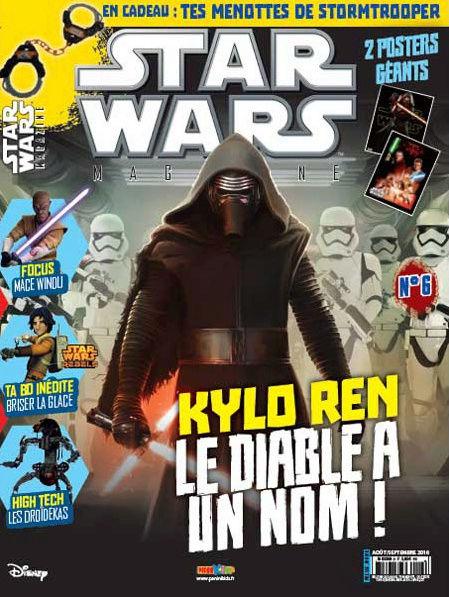 STAR WARS KIDS MAGAZINE #6 Captur14