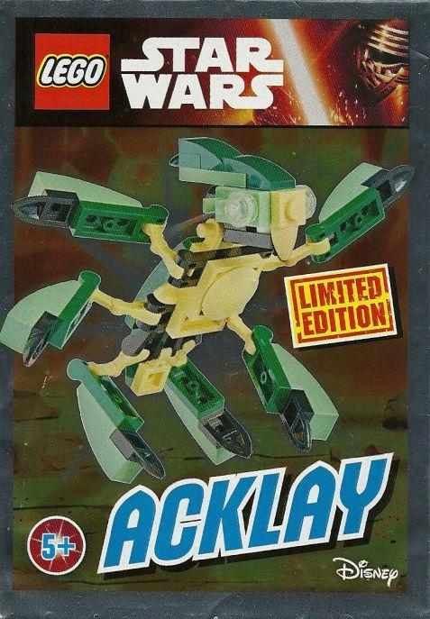 LEGO STAR WARS - 911612 - Mini Acklay Captur16