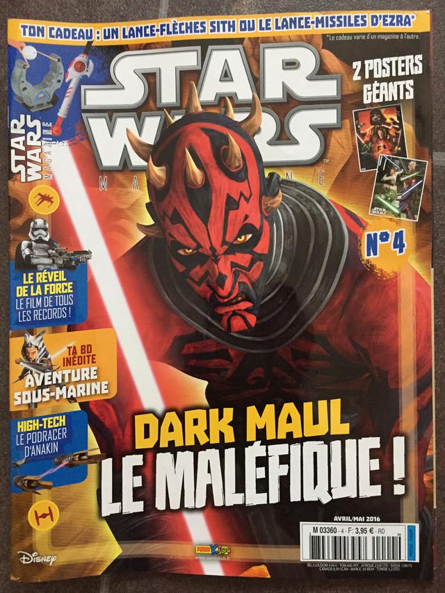 STAR WARS KIDS MAGAZINE #4 Img_7219