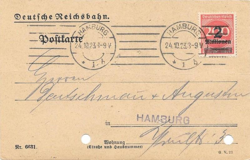 Wer Kann altdeutsche Schrift lesen??? benötige Hilfe! 1923_110