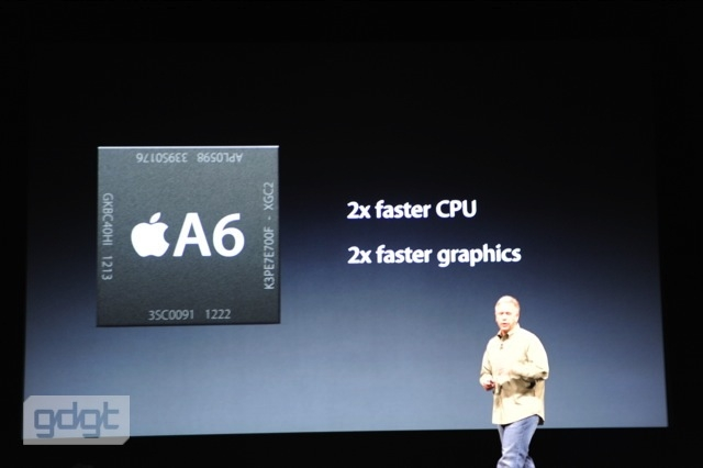 [LIVE BLOG] Evento Apple per il Nuovo iPhone 5 in diretta su Wrong! Applep12