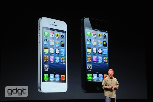 [LIVE BLOG] Evento Apple per il Nuovo iPhone 5 in diretta su Wrong! Applep18