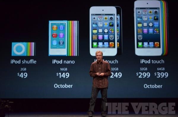 [LIVE BLOG] Evento Apple per il Nuovo iPhone 5 in diretta su Wrong! Iphone23