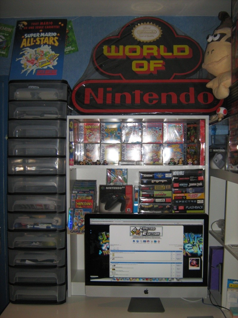 Ma collection mario : blister/console/jeux RARE et LIMITED (NEW 8/06) - Page 5 Img_0813
