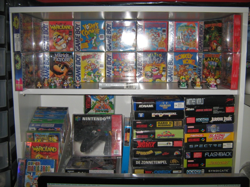 Ma collection mario : blister/console/jeux RARE et LIMITED (NEW 8/06) - Page 5 Img_0814