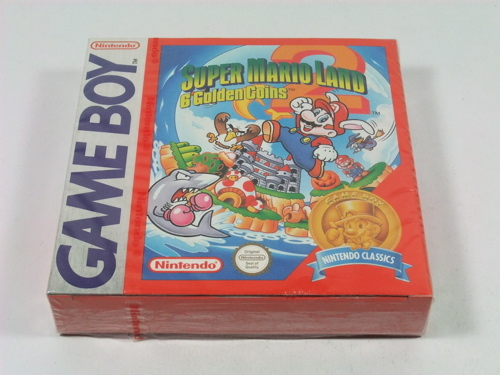 Ma collection mario : blister/console/jeux RARE et LIMITED (NEW 8/06) - Page 5 T2ec1610