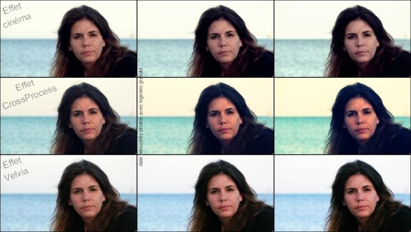 les effets de photoscape
