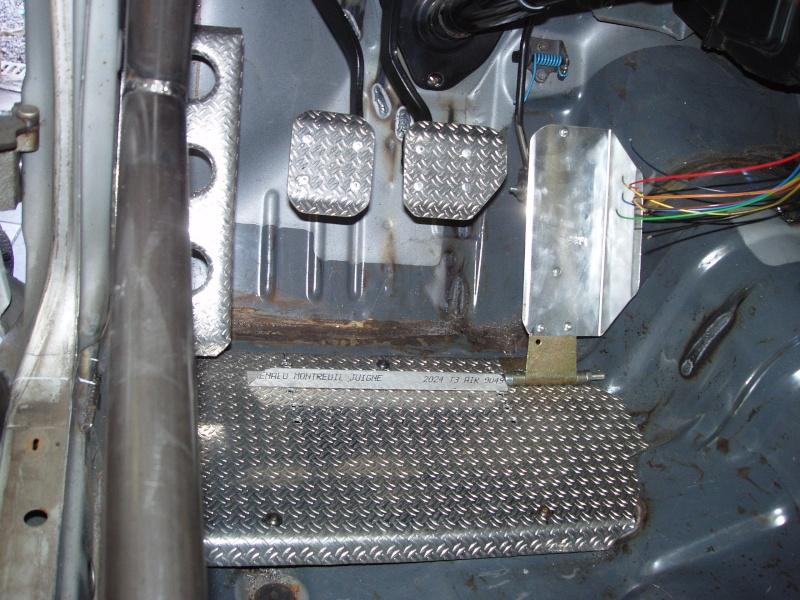 Résurection restauration DATSUN VIOLET GR2 EX ANDY DAWSON - Page 6 P1010024