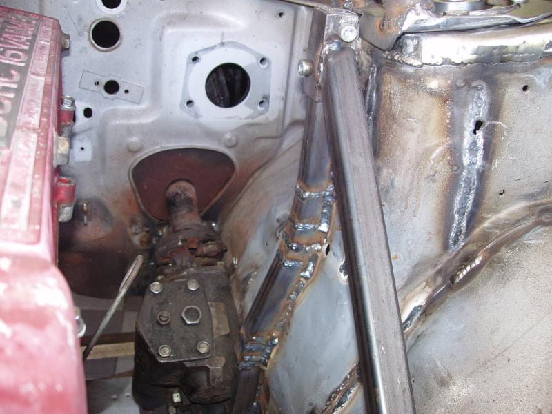 Résurection restauration DATSUN VIOLET GR2 EX ANDY DAWSON - Page 6 P1010029