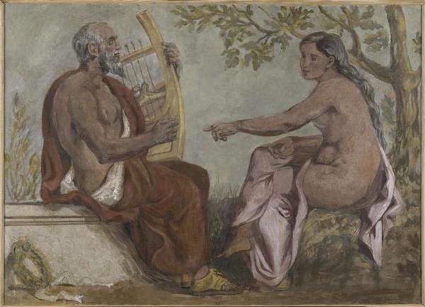 PEINTURE FRANCAISE: un mouvement, un peintre, une oeuvre 1_1_1296