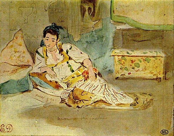 PEINTURE FRANCAISE: un mouvement, un peintre, une oeuvre - Page 3 1_1_1795