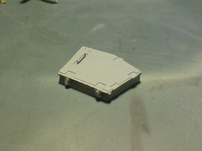Leopard 2 A6 canadien - Afghanistan - [Tamiya mais pas que...] Dsc01535