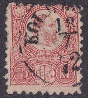 ungarn - m`s UNGARN 1871 10_kol10