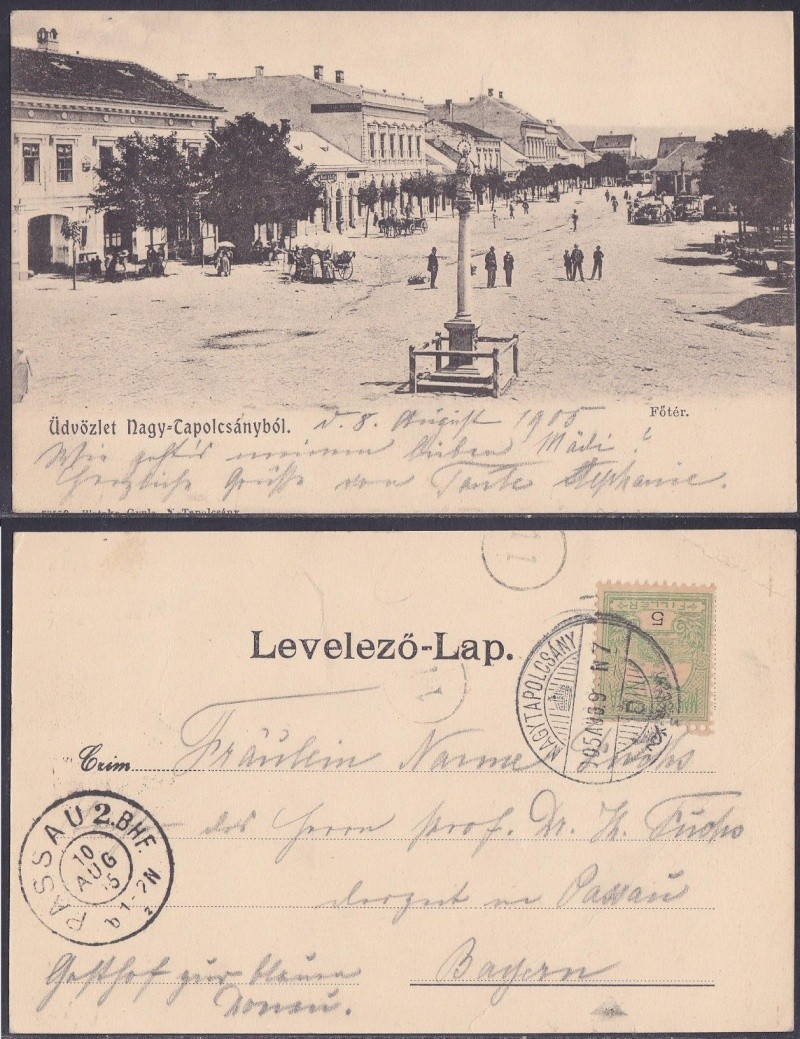 mannaro`s ALTÖSTERREICH STEMPELTHREAD (inklusive 1867) - Seite 3 1905_a10