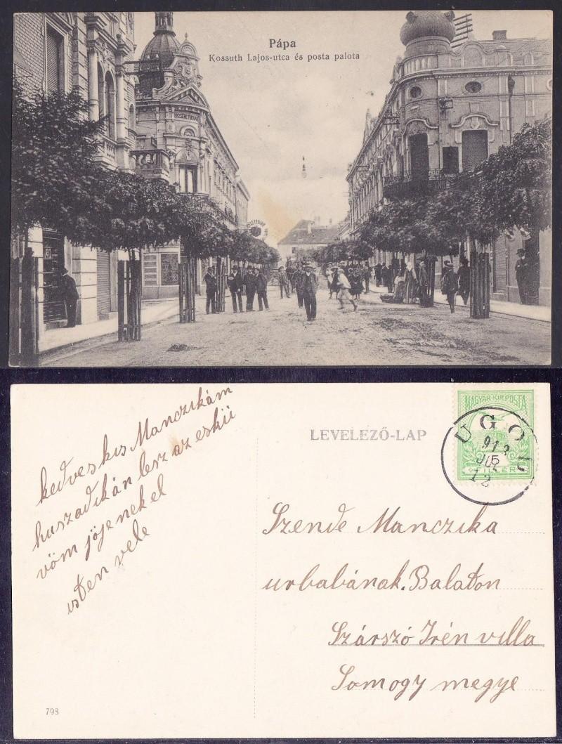 mannaro`s ALTÖSTERREICH STEMPELTHREAD (inklusive 1867) - Seite 3 1913_a10