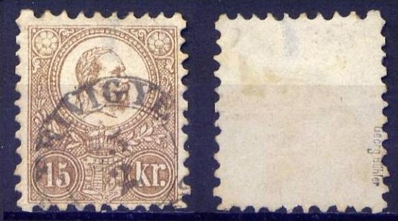 ungarn - m`s UNGARN 1871 5b_p_p10