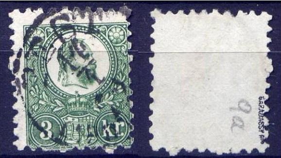 ungarn - m`s UNGARN 1871 9a_p_110