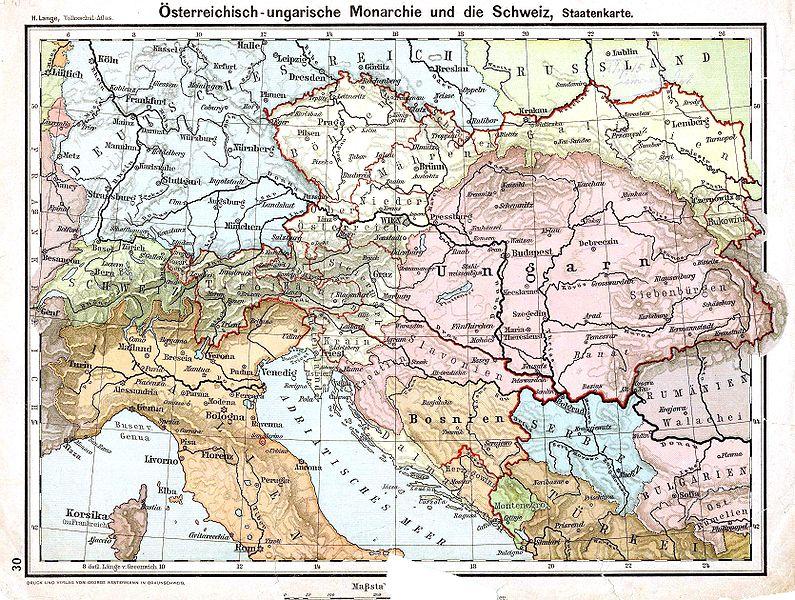 ungarn - m`s UNGARN 1871 Lk_ast10