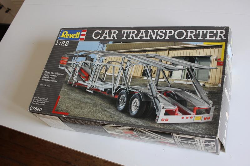 Remorque Revell Car transporter US 1/25 Img_7514