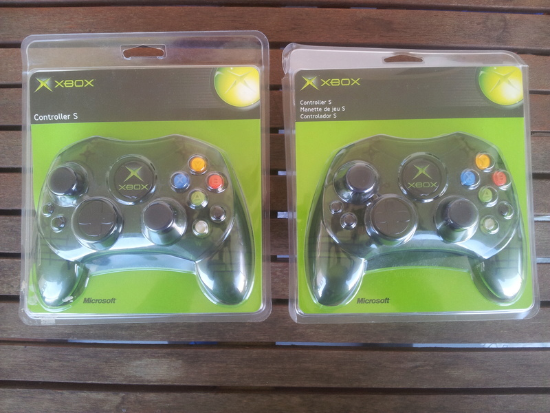 [VDS] Controller S Official XBOX Green sous blister 20160719