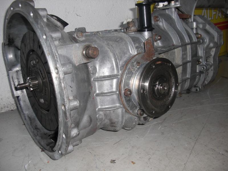 blocco cambio 5 marce  fulvia hf prima serie Cimg4912