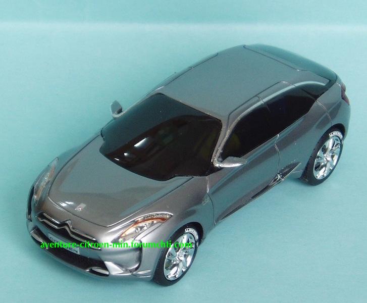 2008 - Comment est né le concept car Citroën Hypnos 2008_h10