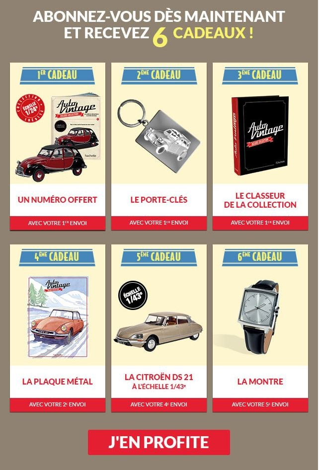 "2015 - Hachette Collections > ""Auto Vintage"" au 1/24 >> 2016  Big-6110"