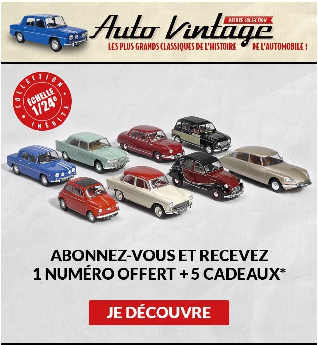 "2015 - Hachette Collections > ""Auto Vintage"" au 1/24 >> 2016  Big-6111"