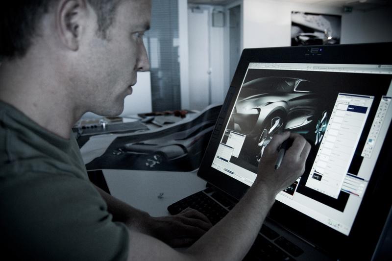 2008 - Comment est né le concept car Citroën Hypnos Hypnos10